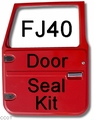 Door, Front Seal Kit <BR>