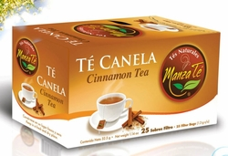 Manza Te Cinnamon Tea Costa Rica