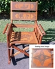 Costa Rica Rocking Chair - Low Back - Star Design