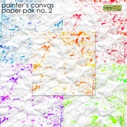 Painter's Canvas 2 Paper Pak