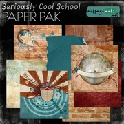 Seriously Cool School Paper Pak