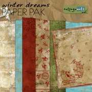 Winter Dreams Paper Pak