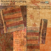 Flourish Fabrications Paper Pak