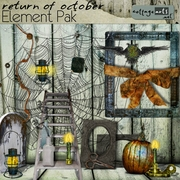 Return of October Element Pak