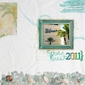 By the Sea Art Journal Cards