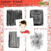 Super-Sized Photo Masks 1