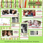 Christmas Joy Photo Cards