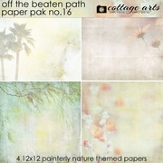 Off the Beaten Path 16 Paper Pak