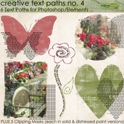 Creative Text Paths /Masks 4