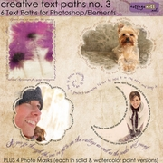 Creative Text Paths /Masks 3