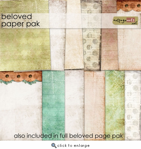 Beloved Paper Pak