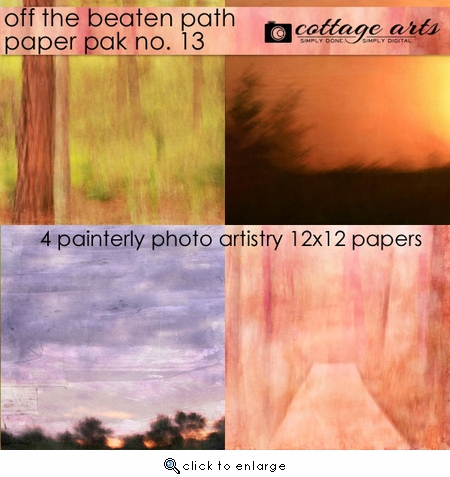 Off the Beaten Path 13 Paper Pak