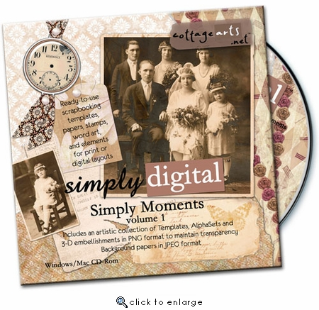 Simply Moments CD