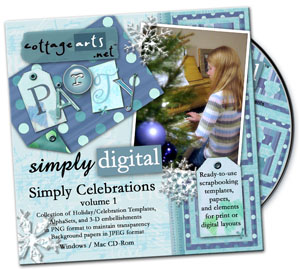 Simply Celebrations CD *OUT-OF-STOCK*