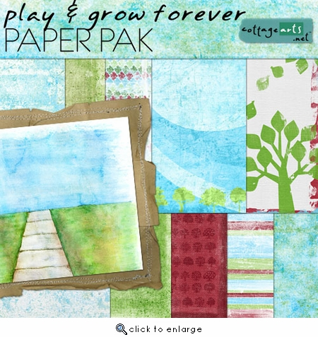 Play & Grow Forever Paper Pak