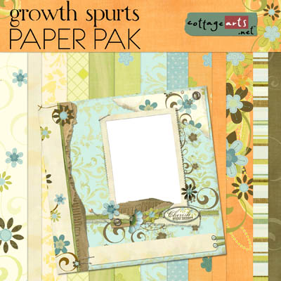 Growth Spurts Paper Pak