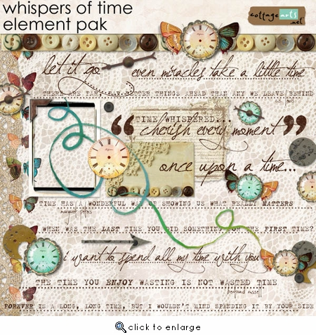 Whispers of Time Element Pak