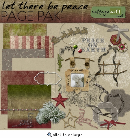 Let There Be Peace Page Pak