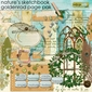 Nature's Sketchbook - Goldenrod Page Pak