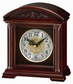 Seiko QXW218BLH Melodies in Motion Musical Mantel Clock