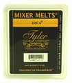 Tyler Mixer Melts - Fragranced Wax Tarts