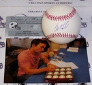 Sam Fuld - Autographed Official Rawlings MLB League Baseball
