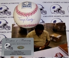 Tony Perez - Autographed Official Rawlings Hall of Fame MLB League Baseball
