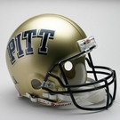 Pittsburgh Panthers Riddell Authentic NCAA Full Size On Field Proline Football Helmet