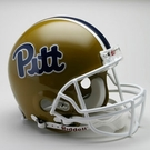 Pittsburgh Panthers Throwback Riddell Authentic NCAA Full Size On Field Proline Football Helmet