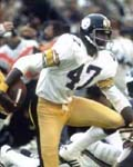 Mel Blount - Pittsburgh Steelers - Autograph signing February 18th, 2012