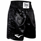 Everlast Black Boxing Trunks - Top of Knee