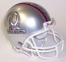 Pro Bowl 2013 - Riddell Mini Football Helmet