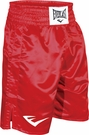 Everlast Red Boxing Trunks (Top of Knee)