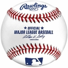 Rawlings Official MLB Baseball - Model Number:  ROMLB