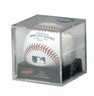 Rawlings Official MLB Baseball and Display Cube - Model Number:  ROMLB-R