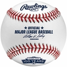 Official 2012 Fenway Park 100th Anniversary Rawlings Baseball