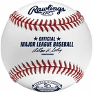Official 2012 LA Dodger Stadium 50th Anniversary Rawlings Baseball