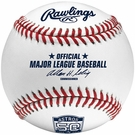 Official 2012 Houston Astros 50th Anniversary Baseball