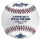 Rawlings Official 2010 MLB All Star Baseball - Model Number:  ASBB10