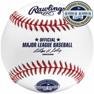 Rawlings Official 2009 Yankee Stadium Inaugural Season Commemorative Baseball - Model Number:  ROMLB-NYY09