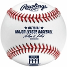 Rawlings Official 2009 Mets Stadium Inaugural Season Commemorative Baseball - Model Number:  ROMLB-NYM09