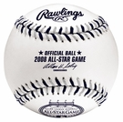 Rawlings Official 2008 MLB All Star Game Baseball - Model Number:  ASBB08