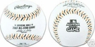 Rawlings Official 2007 MLB All Star Baseball w/Qube - Model Number: ASBB07