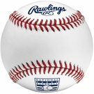 Rawlings Official Hall of Fame Game Ball - Model Number:  ROMLBHOF