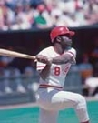Joe Morgan - Cincinnati Reds - Autograph Signing August 3rd, 2014