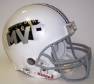 Super Bowl MVP Riddell Authentic NFL Full Size Proline Football Helmet