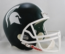 Michigan State Spartans Riddell NCAA Full Size Deluxe Replica Football Helmet