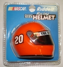 Joey Logano #20 The Home Depot Nascar Pocket Pro Racing Mini Helmet