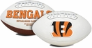 Cincinnati Bengals Logo Full Size Signature Series Football