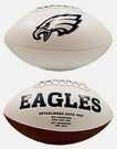 Philadelphia Eagles Logo Full Size Signature Series Football